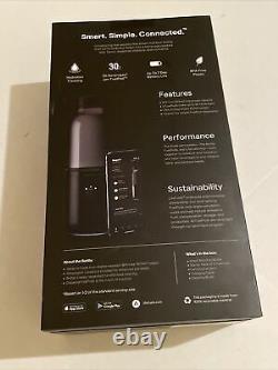 NISB LifeFuels Life Fuels Smart Nutrition Bottle System Model 2.9.0 Scuro NEW