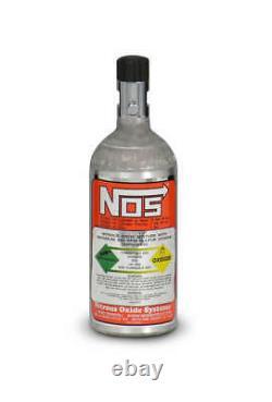 NITROUS OXIDE SYSTEMS 1lb. Nitrous Bottle P/N 14705NOS