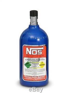 NOS/Nitrous Oxide System 14710NOS Nitrous Oxide Bottle