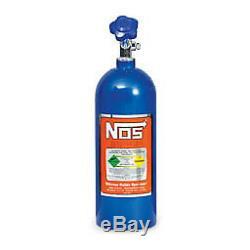 NOS/Nitrous Oxide System 14730NOS Nitrous Oxide Bottle