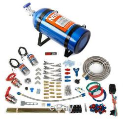 NOS Pro Shot Fogger Nitrous System with 10lb Bottle (Competition Use)