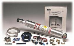 NOS Sneeky Pete Hidden Nitrous System with 10 oz Bottle For Carb Applications