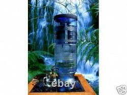 New Berkey Light Water Filter System with Sport Berkey Water Bottle