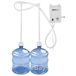 New Bottled Water Dispensing Pump System Water Dispenser Double Tubes 1Gal 40PSI