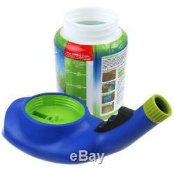 New Hydro Mousse Household Seeding Liquid System Spray Seed Lawn Care Grass F0t6