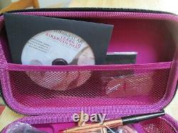 New Luminess Air Airbrush System & 9 New Bottles Of Makeup + New Lip Eye Compact
