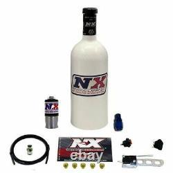 Nitrous Express NX-60000 Nitrous System, Incognito. Dry 1.4Lb. Bottle