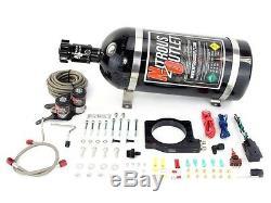 Nitrous Outlet 2012+ Camaro ZL1 Hardline Plate System (10lb Bottle)