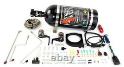 Nitrous Outlet GM 2010-2015 Camaro 102mm FAST Intake Plate System (10lb Bottle)