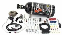 Nitrous Outlet GM 2010-2015 Camaro 90mm Plate System (No Bottle)