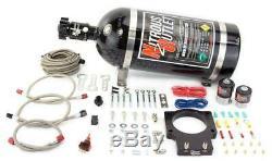 Nitrous Outlet GM LSX 92mm Plate System (10lb Bottle)