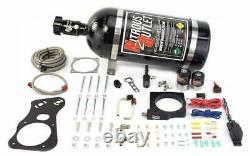 Nitrous Outlet Mopar 85mm 5.7/6.1 Hemi Hardline Plate System (10lb Bottle)