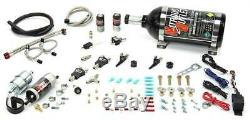 Nitrous Outlet Powersports Carbureted Two Cylinder Nozzle System (2.5 LB Bottle)