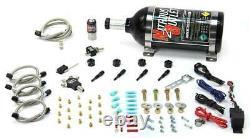 Nitrous Outlet Powersports EFI Four Cylinder Dry Nozzle System (2.5 LB Bottle)
