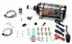 Nitrous Outlet Powersports EFI Single Cylinder Dry Nitrous System (5LB Bottle)