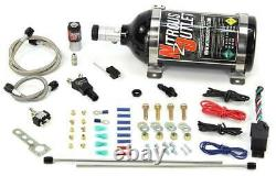 Nitrous Outlet Powersports Twin Discharge Dry Nitrous System (5 LB Bottle)