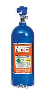 Nitrous Oxide Systems 14730NOS Nitrous Bottles Blue Aluminum