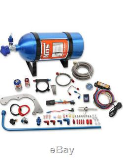 Nitrous Oxide Systems NOS Ford Mustang Coyote Full Kit WithBottle (02125NOS)