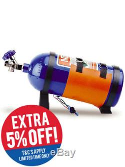 Nitrous Oxide Systems NOS Nitrous Oxide Bottle Heater, 10 Lb. /15 Lb. (14164NOS)