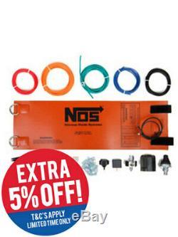 Nitrous Oxide Systems NOS Nitrous Oxide Bottle Heater, 10 Lb. /15 Lb. (14169NOS)