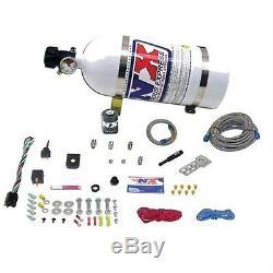 Nitrousnx 21000-05 Dry Efi Single Nozzle System (35-150hp) Less Bottle