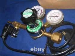 Optimum Growth Bottle Carbon Dioxide Release Systems Model FGR30320