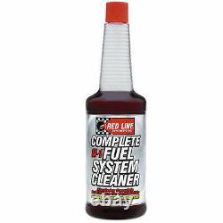 Red Line 60103 SI-1 Complete Fuel System Cleaner 15oz (12 Bottle)