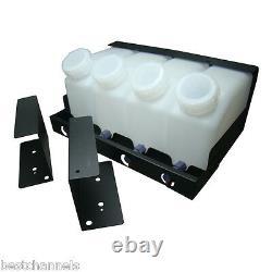 Roland Bulk Ink System-4 Bottles, 8 Cartridges