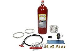 SAFETY SYSTEMS PRC-1000 Fire Bottle System 10lb Pull