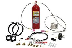 Safety Systems Fire Bottle System 10Lb Automatic & Manual Fe36 P/N Pamrc-1002
