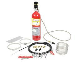 Safety Systems Fire Bottle System 5Lb Automatic Fe-36 P/N Pamrc-500