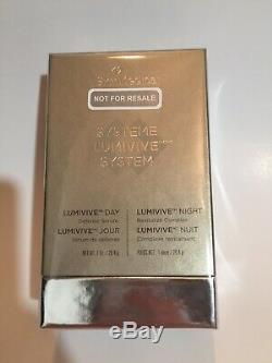 SkinMedica Lumivive Day & Night System 1oz each bottle New Sealed