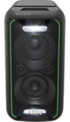 Sony GTK-XB5 Compact High Power Party Speaker, One Box Music System with Effects