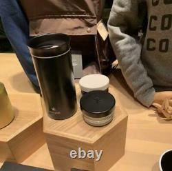 Starbucks x Snow Peak System Bottle Tokyo Limited Japan Limited a
