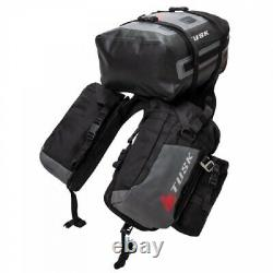 Tusk Excursion Rackless Luggage System with Small Dry Duffel & Bottle Holders