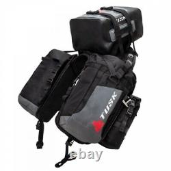 Tusk Excursion Rackless Luggage System with X-Small Dry Duffel & Bottle Holders
