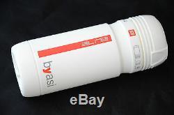 U. Z BIKE NEW ELITE Super Byasi Storage System Bottle / Tool Box-White, 550 ml