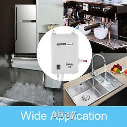 VEVOR Water Dispensing System 20 ft 115V AC for 5 Gallon Bottle, Doubel Inlet