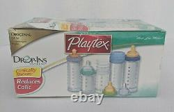 Vintage Playtex Drop-ins System Bottle Original Gift Set. Open Box
