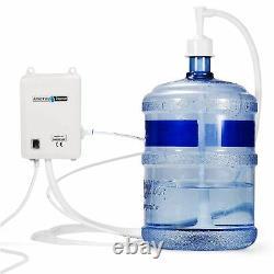 Water Dispensing Pump System Replaces Bunn Pressure Bottled Water 40psi Hot