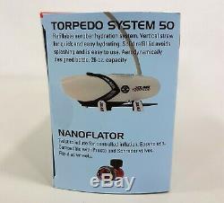XLab Starter Kit Torpedo System 50 Bottle+ Stealth Pocket 100 +Nanoflator #2292