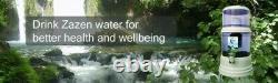 Zazen Water Filter System (brand new in box) saves money on bottled water