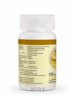10 Bouteilles Dxn Cordyceps 60 Capsules Cordyceps Sinensis Immunité Stamina Booster