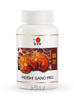 10 Bouteilles Dxn Reishi Gano Rg 90 Capsules Ganoderma Boost Immunitaire Système Express