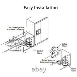 110v/220v Bottle Water Dispenser Pump System Water Dispensing Pump Single
