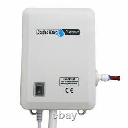 220v 40psi 1 Gal/min Bottled Water Dispensing Pump System Flojet 20ft Pe Pipe