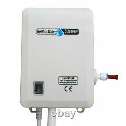220v Bottled Water Distribution Pump System Flojet Bw1000a 40psi 1 Gal/min 20ft