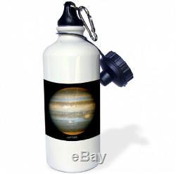 3drose Système Solaire Jupiters New Tache Rouge, Sport Bouteille D'eau, 620ml