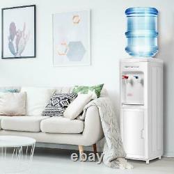 5 Gallon Distributeur D'eau Bouteille Charge Électrique Universel Non Déversement Système D'eau