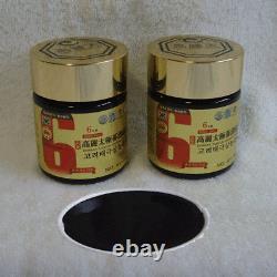 6 Ans Coréen Taekuk Ginseng Extrait (100 G 2 Bouteilles) / Expédier À Vous Ems